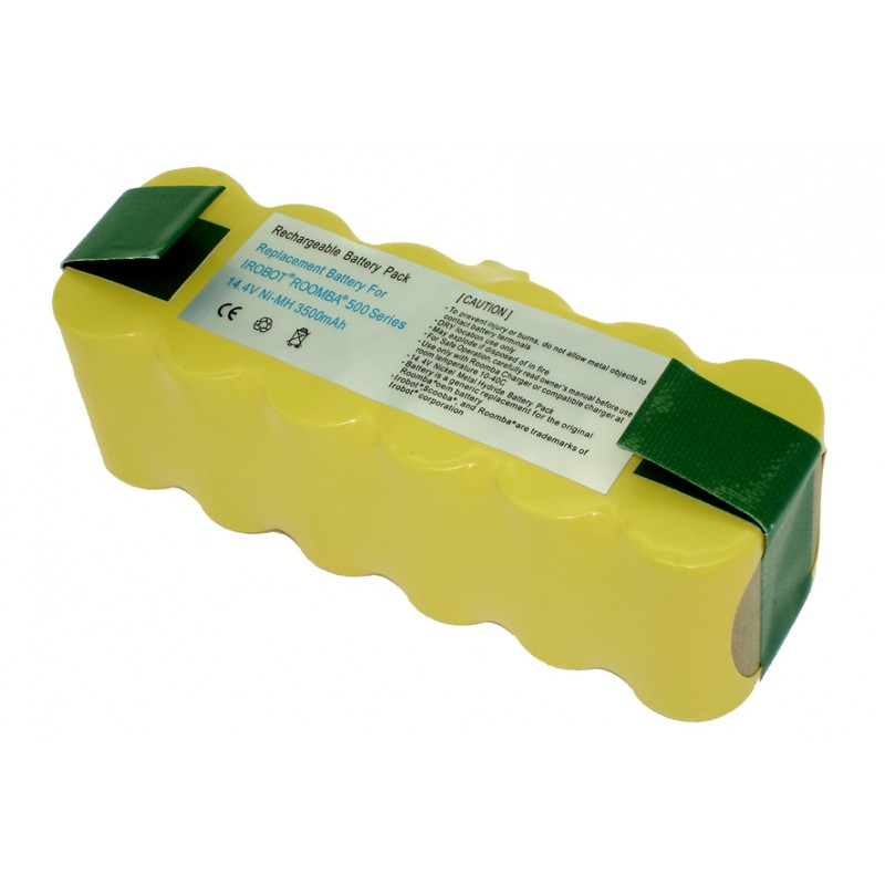 Аккумулятор для iRobot Roomba 500/510/530/560/780 NI-MH 14.4V 3500mAh