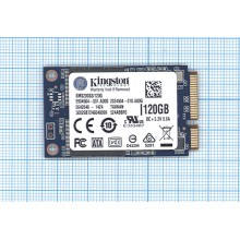 SSD mSATA 120 Gb Kingston SMS200S3/120G