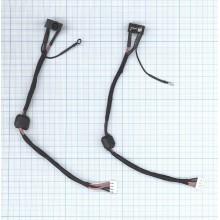 Разъем для ноутбука SAMSUNG NP355V5C (с кабелем)