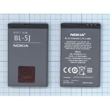 Аккумуляторная батарея BL-5J для Nokia 5800 XpressMusic, С3, X1, X6 1430mAh