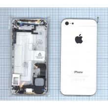 Задняя крышка (корпус) для Apple IPhone 5 белая