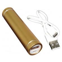 Универсальный внешний аккумулятор HT-011 Mobile Power для смартфонов 2600mAh 5.3V