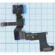 Передняя камера в сборе с шлейфом сенсора Apple Iphone 5С