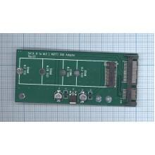 Переходник M.2 SSD на 2.5 SATA