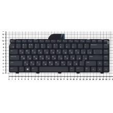 Клавиатура для ноутбука Dell Inspiron 14 3421 14R 5421 черная (с рамкой)