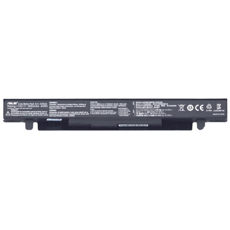 Аккумуляторная батарея A41-X550A для ноутбука ASUS X550 44Wh ORIGINAL