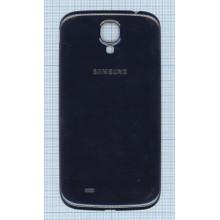 Задняя крышка аккумулятора Samsung Galaxy S4 черная