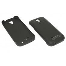 Аккумулятор/чехол для Samsung Galaxy S4 3200 mAh черный