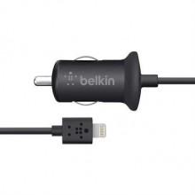 Автомобильная зарядка для Apple iPhone 5/5S/5C 10W (5V 2.1A) черная Belkin
