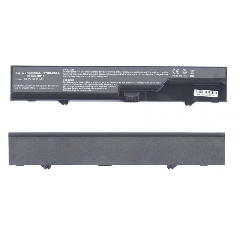 Аккумуляторная батарея для ноутбука HP Compaq 4320s 4420s 11.1v 5200mAh OEM