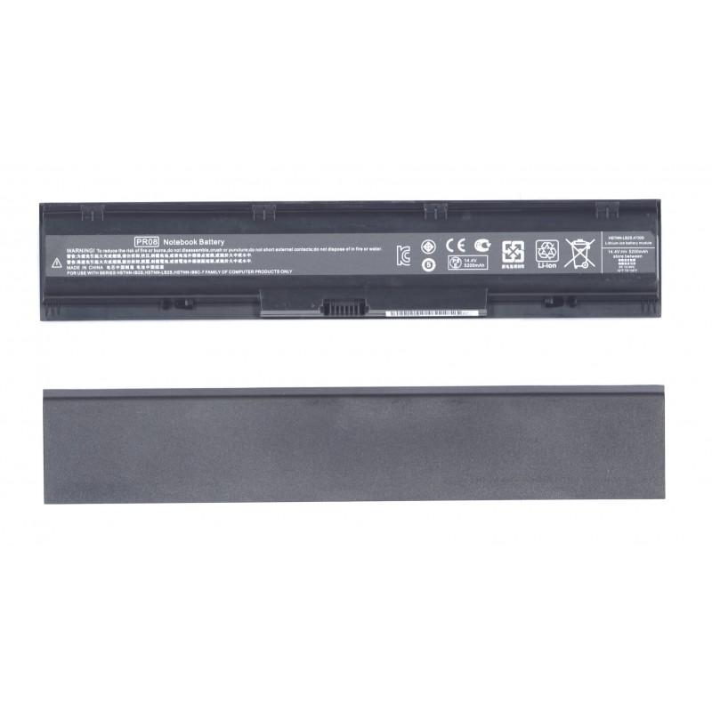 Аккумуляторная батарея HSTNN-IB2S для ноутбука HP ProBook 4730s 4740s 14,4V 5200mAh OEM черная