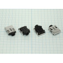 Разъем Audio Dock Connector 6 pin №39 Samsung NC110 Dell 1545