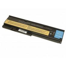 Аккумуляторная батарея 42T4536 для ноутбука IBM-Lenovo ThinkPad X200 11.1V 5200mAh OEM черный