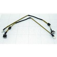 Разъем для ноутбука HY-TO011 TOSHIBA SATELLITE P500 P505  с кабелем