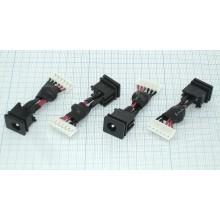 Разъем для ноутбука HY-TO022 TOSHIBA QOSMIO F40 F45 с кабелем