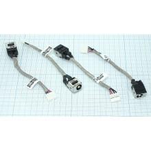 Разъем для ноутбука HY-TO012 TOSHIBA PORTEGE R700 R705 с кабелем