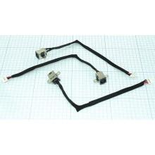 Разъем для ноутбука HY-LG002 LG R410 с кабелем