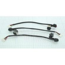 Разъем для ноутбука HY-DE004 Dell Vostro 1310 1320  с кабелем
