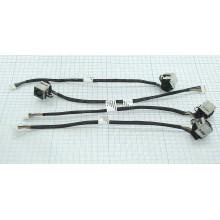 Разъем для ноутбука HY-DE008 Dell Vostro A860 с кабелем