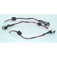 Разъем для ноутбука HY-DE010 DELL INSPIRON MINI 12 1210 с кабелем 12,5 см