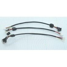 Разъем для ноутбука HY-DE012 DELL VOSTRO 1710 1720 с кабелем