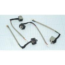 Разъем для ноутбука HY-DE023 Dell Studio XPS 1340 с кабелем