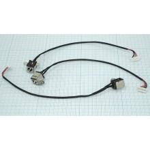 Разъем для ноутбука HY-AS006 GATEWAY UC7308 с кабелем 10 pin