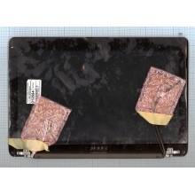 Крышка в сборе для ноутбука Asus UX30 черная