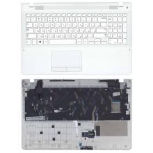 Клавиатура для ноутбука Samsung 370R4E 370R4E-S01 370R5E 15.6