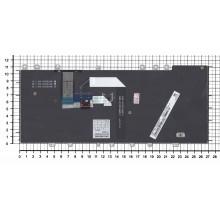 Клавиатура для ноутбука IBM Lenovo Thinkpad Yoga S1 S240 04Y2620 черная