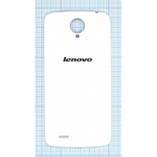 Задняя крышка аккумулятора Lenovo S820 белая