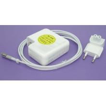 Блок питания (сетевой адаптер) A1344 для ноутбуков Apple 16.5V 3.65A MagSafe L-shape