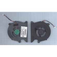 Вентилятор (кулер) для ноутбука Clevo M760, M760S, M762, M764