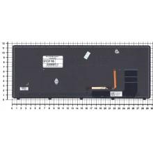 Клавиатура для ноутбука Sony SVF14N Flip черная с подсветкой