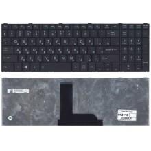 Клавиатура для ноутбука Toshiba C50-B черная
