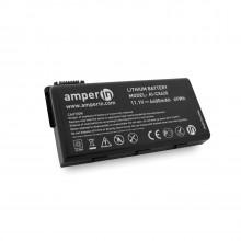 Аккумуляторная батарея AI-CX620 для ноутбука MSI CX, CR, A Series 11.1V 4400mAh (49Wh) Amperin