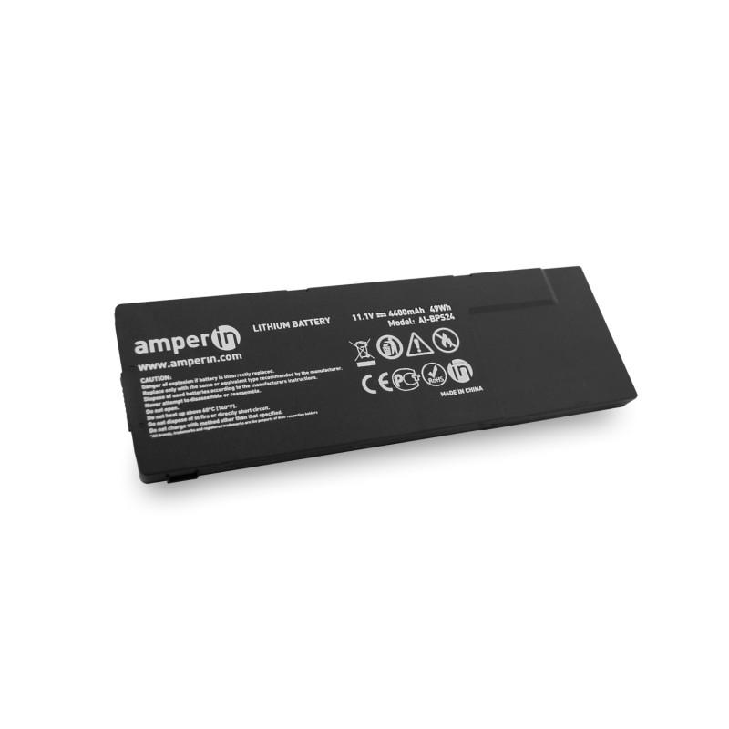 Аккумуляторная батарея AI-BPS24 для ноутбука Sony Vaio VPC-SA 11.1V 4400mAh Amperin