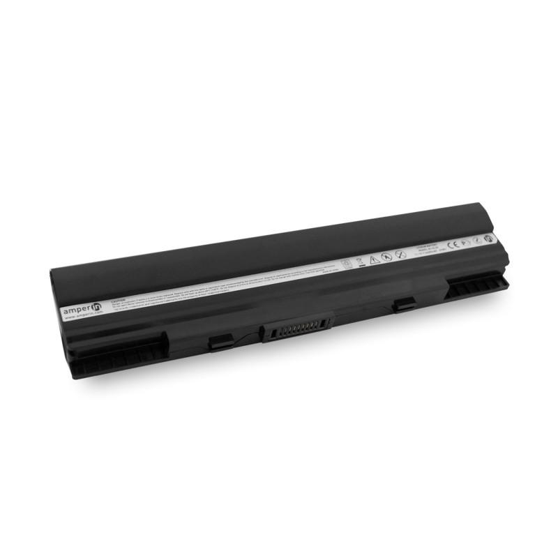 Аккумуляторная батарея AI-UL20 для ноутбука Asus EEE PC 1201 11.1V 4400mAh (49Wh) Amperin