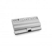 Аккумуляторная батарея AI-BPS8 для ноутбука Sony Vaio VGN-FZ Series 11.1v 4400mah silver Amperin