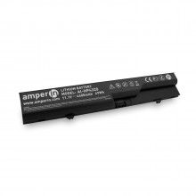 Аккумуляторная батарея AI-HP4320 для ноутбука HP ProBook 4320S 11.1V 4400mAh (49Wh) Amperin