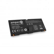 Аккумуляторная батарея AI-HP5330 для ноутбука HP 5330m 14.8V 2800mAh (41Wh) Amperin