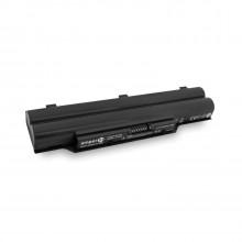 Аккумуляторная батарея AI-A530 для ноутбука Fujitsu-Siemens A530 11.1V 4400mAh (49Wh) Amperin