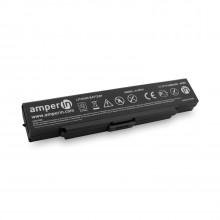 Аккумуляторная батарея AI-BPS9 для ноутбука Sony Vaio VGN-AR/CR 11.1V 4400mAh (49Wh) черная Amperin