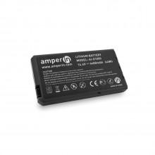 Аккумуляторная батарея AI-D1000 для ноутбука Dell Inspiron 1000 11.1V 6600mAh (73Wh) Amperin