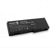 Аккумуляторная батарея AI-D6400H для ноутбука Dell Latitude 1501 6400 11.1V 6600mAh (73Wh) Amperin
