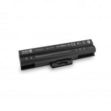 Аккумуляторная батарея AI-BPS13H для ноутбука Sony Vaio VGN-AW 11.1V 6600mAh (73Wh) черная Amperin