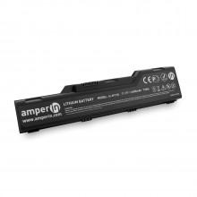 Аккумуляторная батарея AI-M1730 для ноутбука Dell XPS M1730 11.1V 6600mAh (73Wh) Amperin