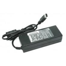 Блок питания (сетевой адаптер) для ноутбуков HP 18.5V 4.9A 90W Oval type (6x12mm)