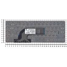 Клавиатура для ноутбука HP 640 G1 черная с подсветкой
