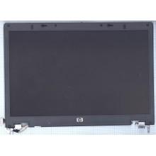Крышка в сборе HP Compaq NC8430 черная